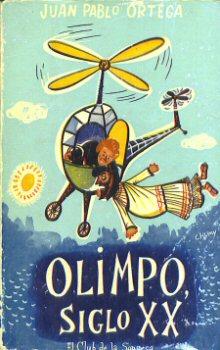 Portada de Olimpo Siglo XX.